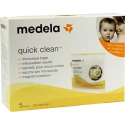 MEDELA QUICK CLEAN BEUTEL